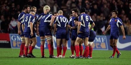 Equipe de France de Rugby